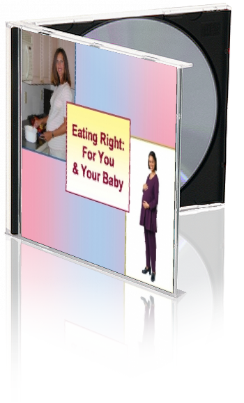 Pregnancy: Eating Healthy for you and Your Baby Handouts and PPT Show - DOWNLOAD
