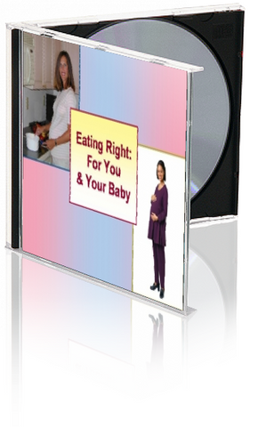 Pregnancy: Eating Healthy for you and Your Baby Handouts and PPT Show - DOWNLOAD - Nutrition Education Store