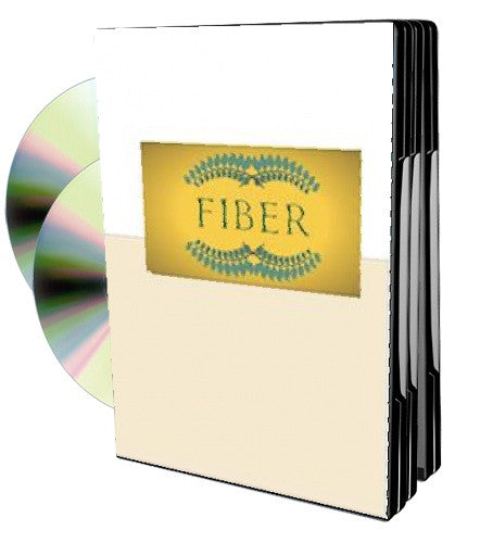 Fiber DVD/ CD Set Nutrition Education DVD