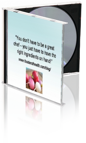 25 Ingredients Into 15 Fast Healthy Meals PowerPoint - DOWNLOAD - Nutrition Education Store
