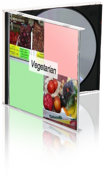 Vegetarian and Plant Based Diet for Better Health PowerPoint - DOWNLOAD
