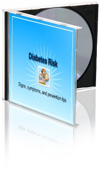 Diabetes Risk PowerPoint and Handout Set