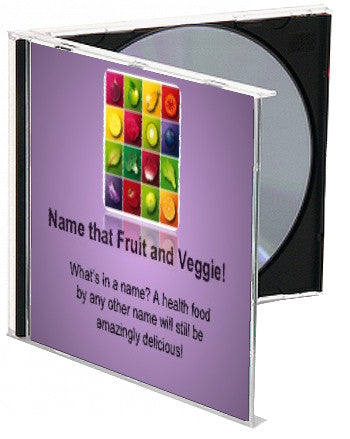 Name That Fruit and Veggie Game - DOWNLOAD - Nutrition Education Store