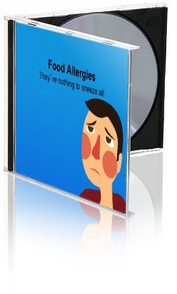 Food Allergies PPT and Handout Lesson - DOWNLOAD