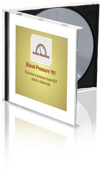 Blood Pressure 101 PowerPoint and Handout Lesson - DOWNLOAD