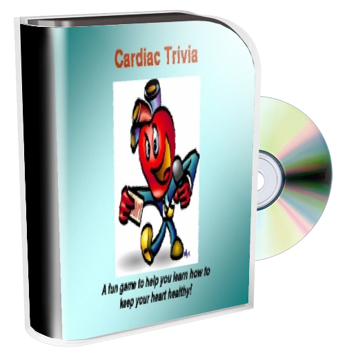 Cardiac Trivia Game and PowerPoint - DOWNLOAD - Nutrition Education Store