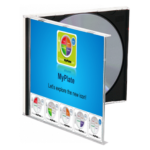 MyPlate PowerPoint Lesson and Handouts