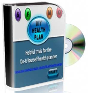 DIY Health Plan Trivia Game - Nutrition Education Store