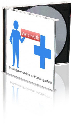 Men's Health Bootcamp PowerPoint and Handouts on CD