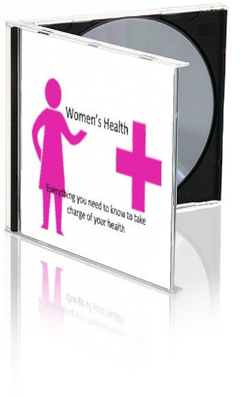 Women's Health Bootcamp PowerPoint and Handouts - DOWNLOAD