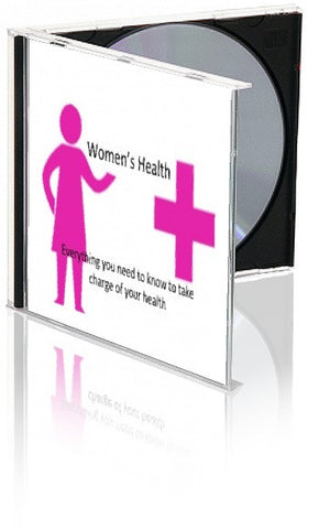 Women's Health Bootcamp PowerPoint and Handouts - DOWNLOAD - Nutrition Education Store