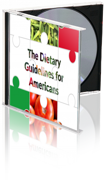 2015 Dietary Guidelines PowerPoint Show and Handout Set - DOWNLOAD