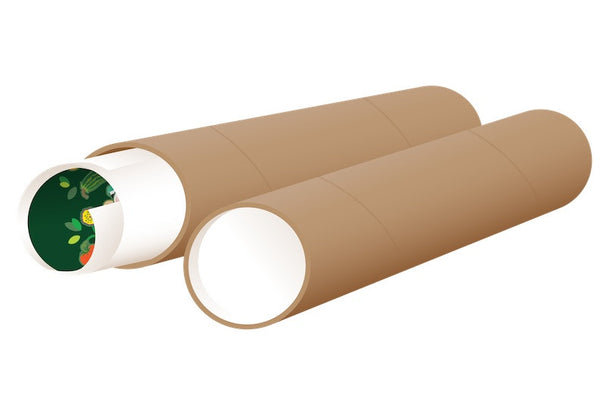 "2"" X 24"" Poster Storage Tube - Nutrition Education Store"