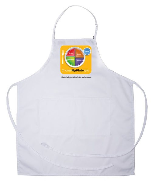 MyPlate Apron Premium Adjustable With Pocket