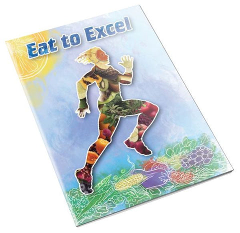 Eat to Excel with Phytoman Color Handout Download - Nutrition Education Store