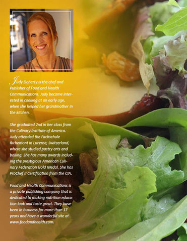 Salad Secrets Cookbook