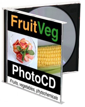 Fruits, Vegetables and Phytochemical Photo CD