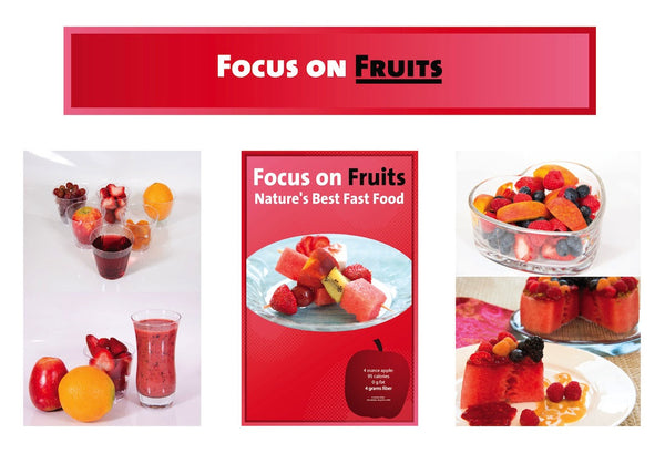 Fruits Bulletin Board Kit - Nutrition Education Store