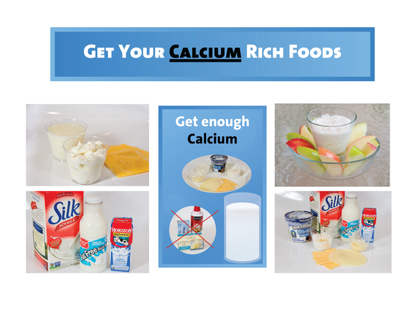 Calcium Bulletin Board Kit