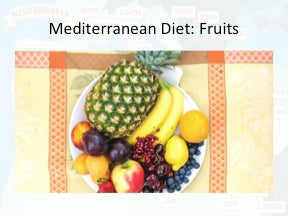 Mediterranean Diet Class With PowerPoint, Handouts, Leader Guide - DOWNLOAD