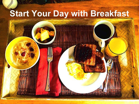 Start Your Day with Breakfast PowerPoint and Handout Lesson - DOWNLOAD - Nutrition Education Store