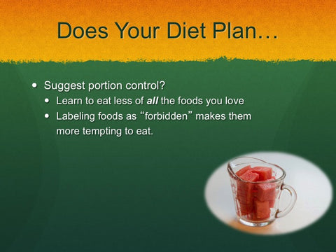 Getting Started PowerPoint and Handout Lesson - DOWNLOAD - Nutrition Education Store