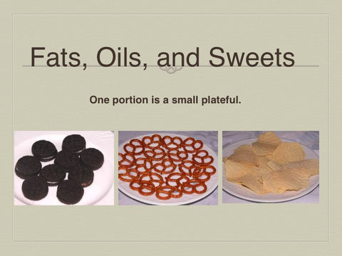 Portion Control: Don't Go Overboard PowerPoint and Handout Lesson