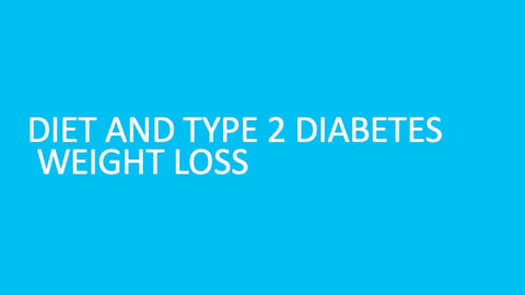 Diet and Type 2 Diabetes - Progression & Remission 3 Shows - Nutrition Education Store