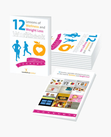 12 Lessons 16-Page Workbook - Pack of 10