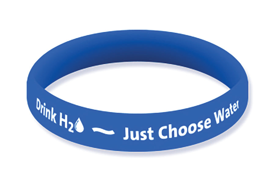 Water Wristbands Adult Pack of 20 - Nutrition Education Store