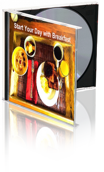 Start Your Day with Breakfast PowerPoint and Handout Lesson