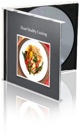 Heart Healthy Cooking PowerPoint - DOWNLOAD - Nutrition Education Store