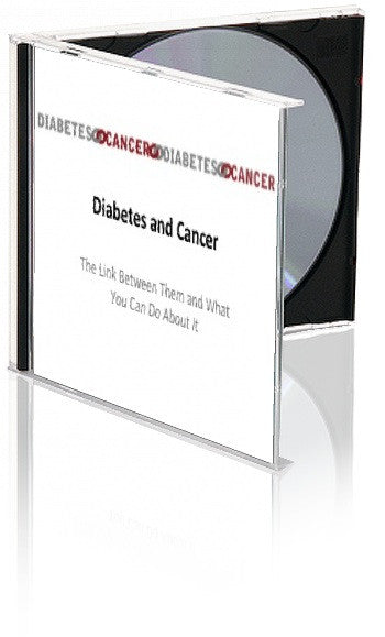 Diabetes and Cancer Link PowerPoint and Handout Set