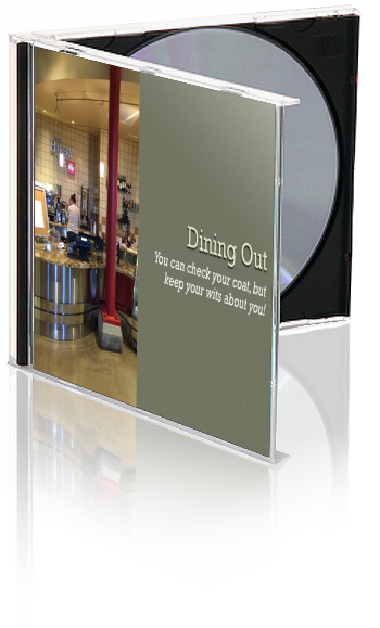 Dining Out: Do it the Smart Weigh PowerPoint and Handout Lesson - DOWNLOAD - Nutrition Education Store
