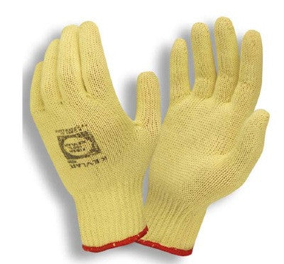Cut resistant kevlar gloves - size small - 1 pair