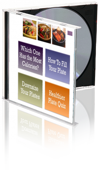 Healthy Plate PowerPoint and Handout Lesson