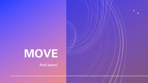 Zoom Exercise Class - Move and Learn - DOWNLOAD