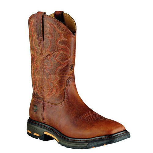 Ariat WorkHog Wide Square Toe Work Boot