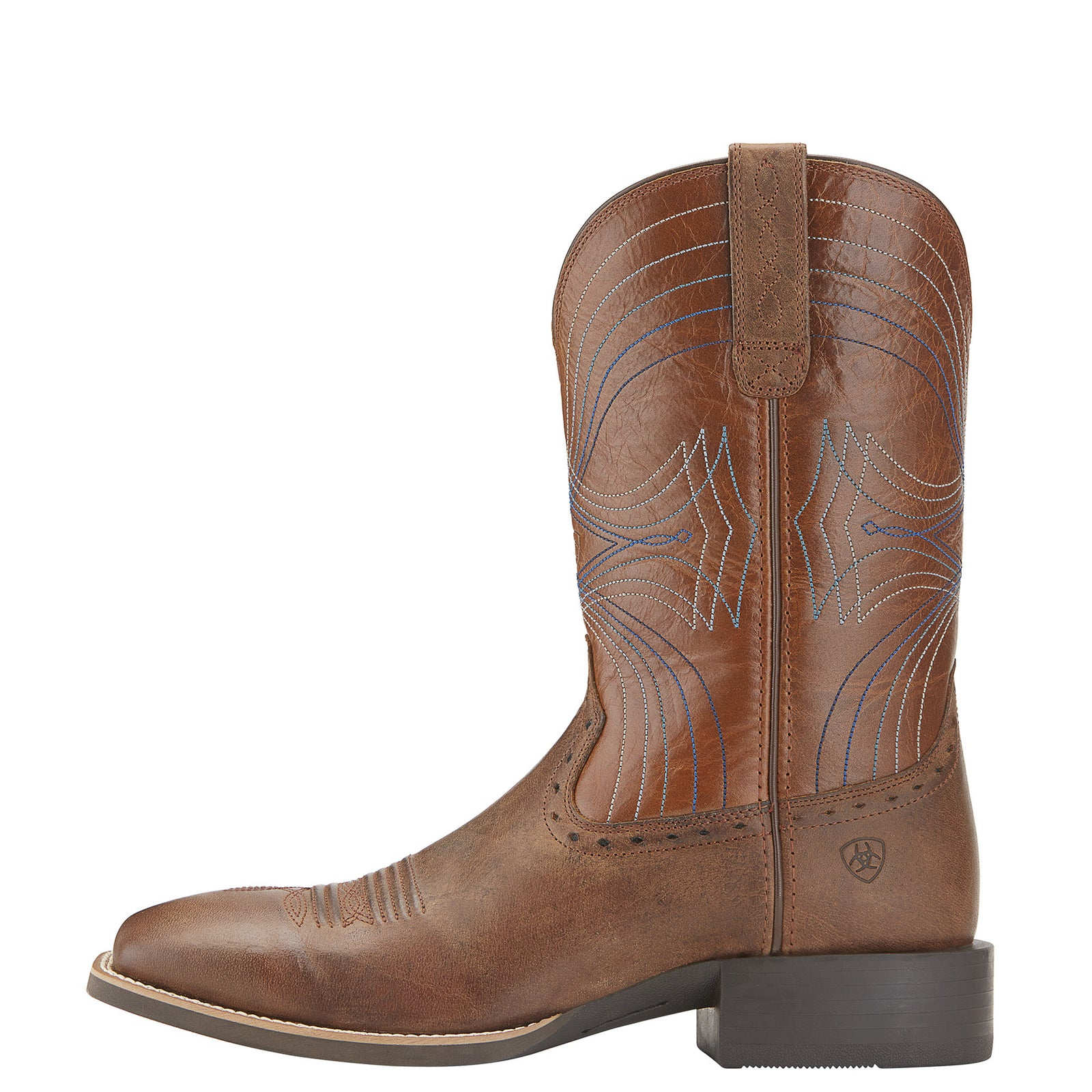 Ariat Men's Sport Wide Square Toe Coyote Brown