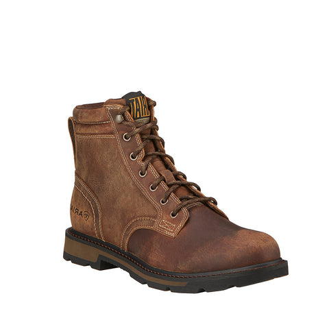 "Ariat Men's Groundbreaker 6"" Work Boots"