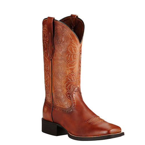 Ariat Women's Round Up Remuda Naturally Rich