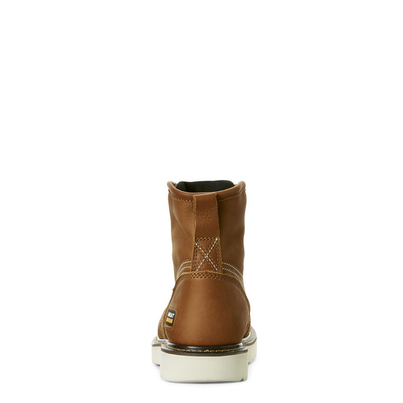 "Ariat Rebar Wedge 6"" Work Boot"