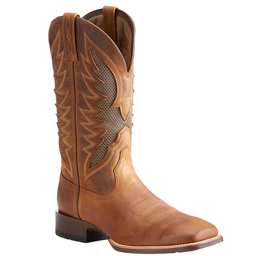 Ariat Men's VentTEK Ultra Square Toe Cowboy Boots