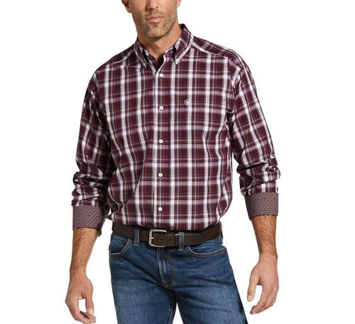 Ariat Men's Wrinkle Free Mabel Classic Fit Shirt