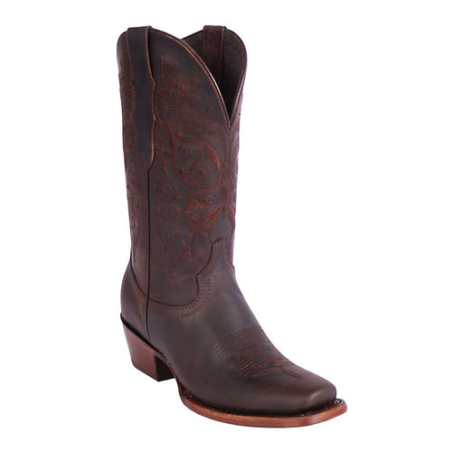 El General Women's Choco Rodeo Boots
