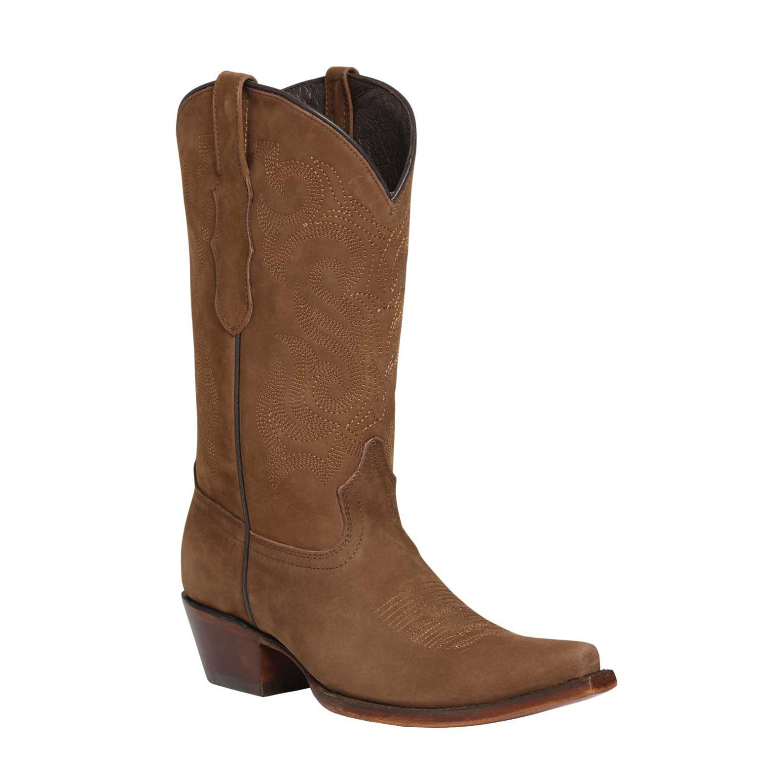 El General Women's Snip Toe Boots