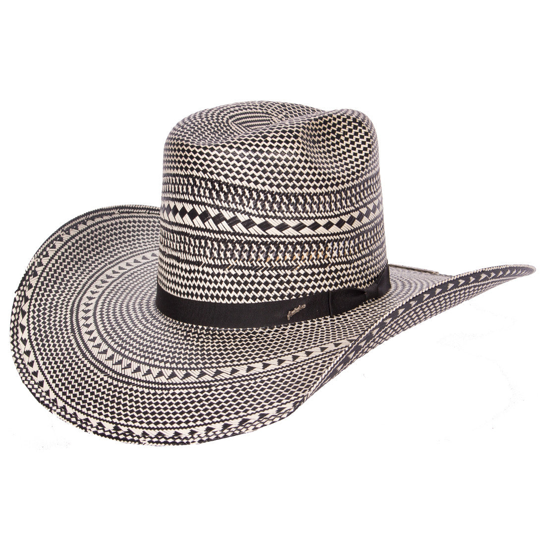 Tombstone 1951 Black/Natural Cowboy Hat