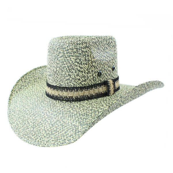 Tombstone Pro-Bull 15x Mixed Up Cowboy Hat - VaqueroBoots.com