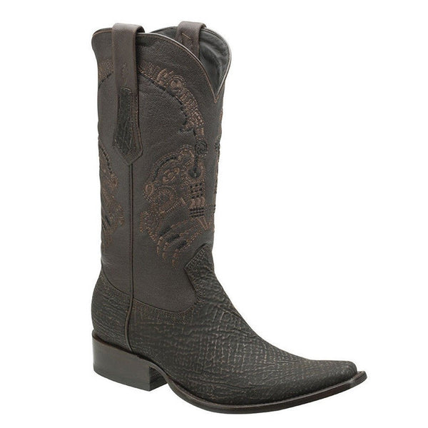 Cuadra Men's Shark European Toe Western Boot - VaqueroBoots.com - 3