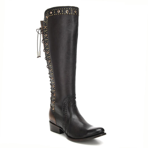 Cuadra Ladies Res Volturno Castaño Tall Boot